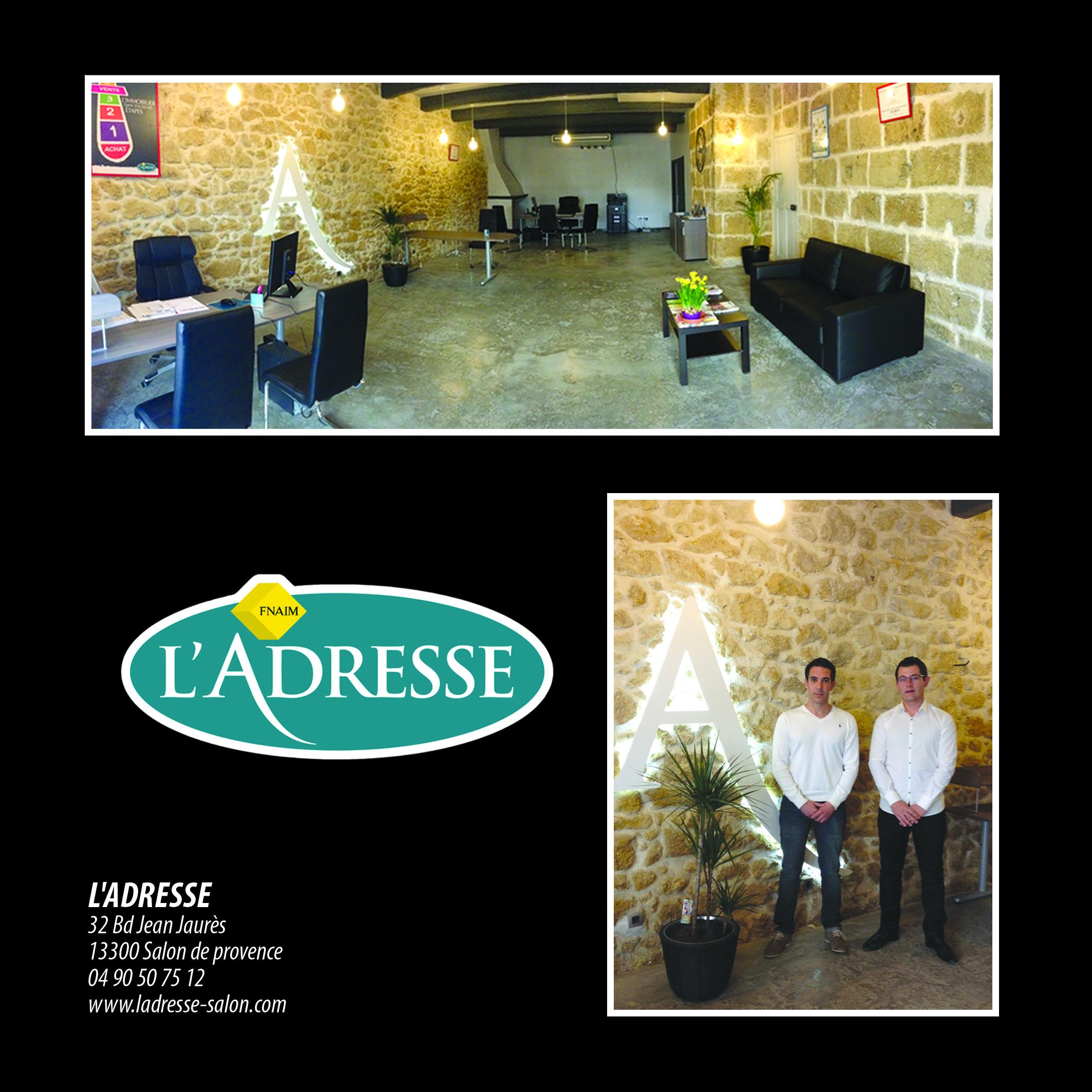 Immobilier salon de provence plessanne grans l 39 adresse nostra immo salon - Agences immobilieres salon de provence ...